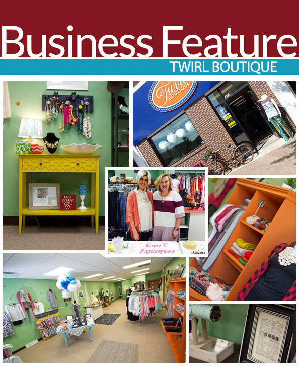 Twirl Boutique Business Feature