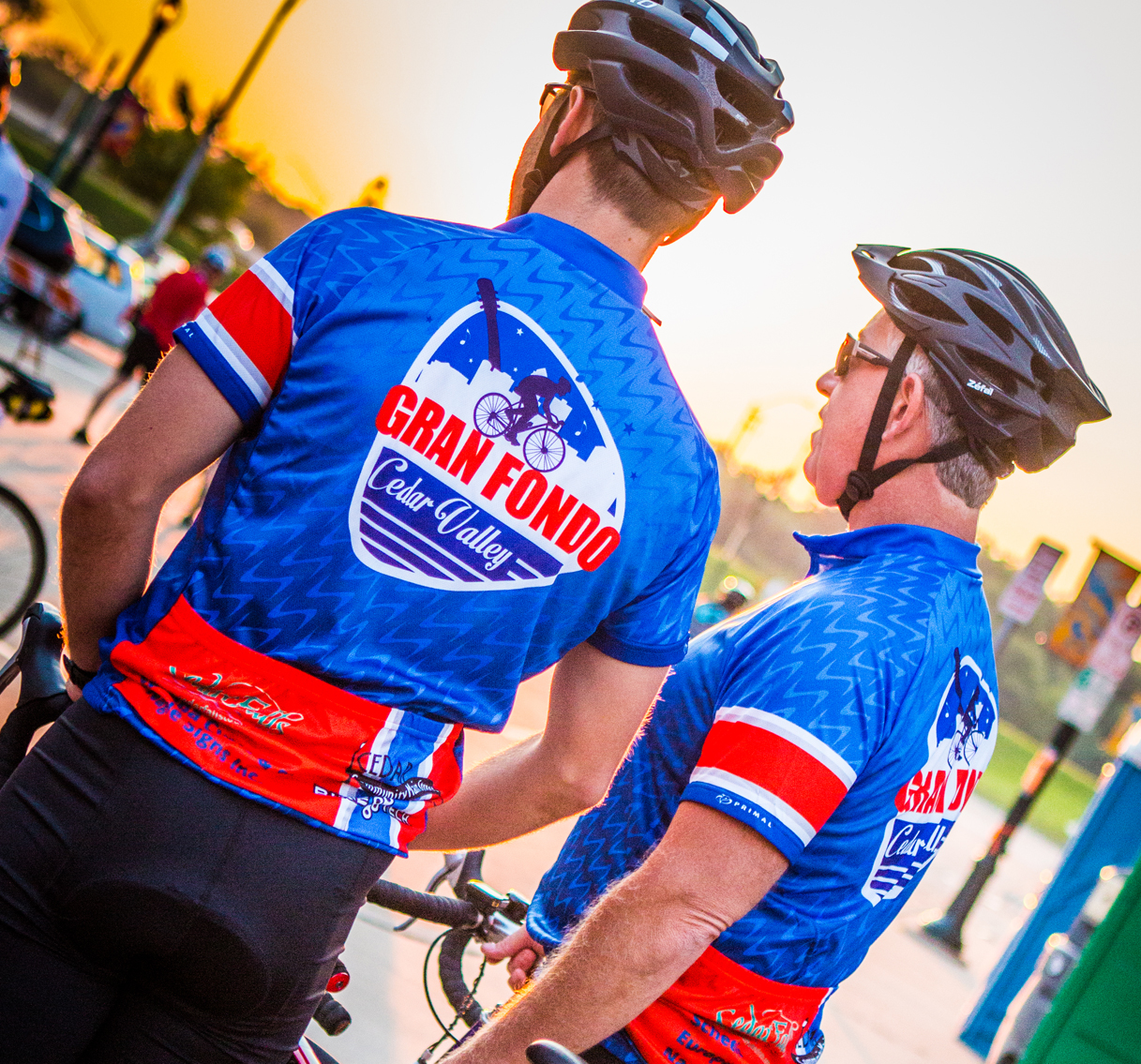 Bike the Cedar Valley during the Gran Fondo Cedar Valley endurance bike ride!