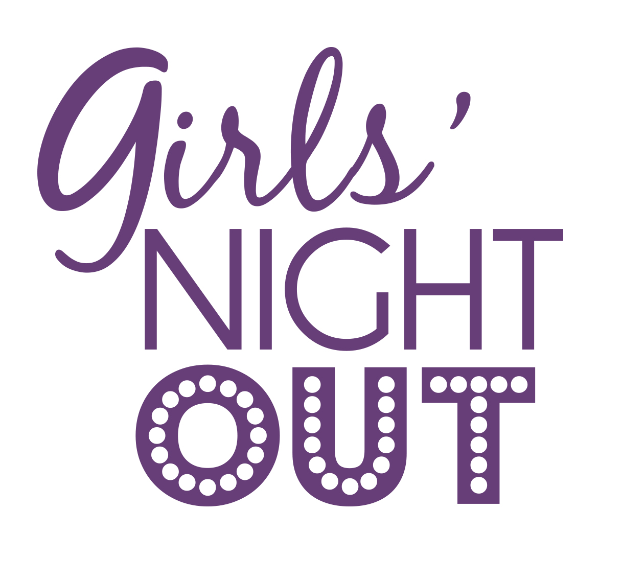 Shop, Dine and Support House of Hope during Girls' Night Out