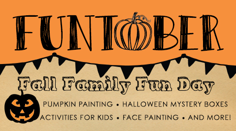 Funtober Family Fun Day