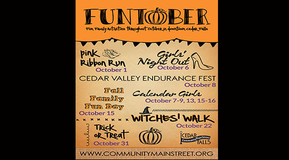 Funtober Full Schedule