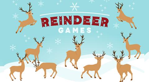 Reindeer Games Cedar Falls Community Mainstreet