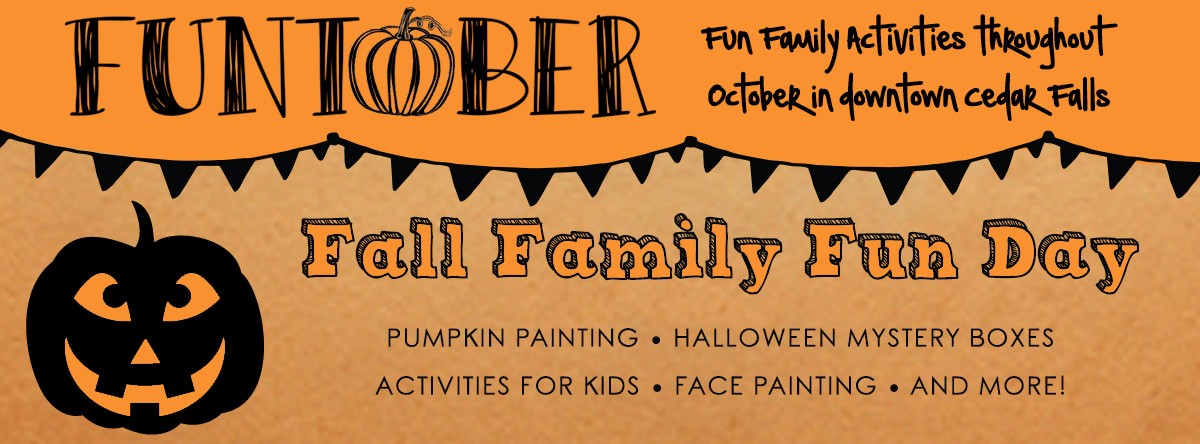 Fall Family Fun Day Graphic