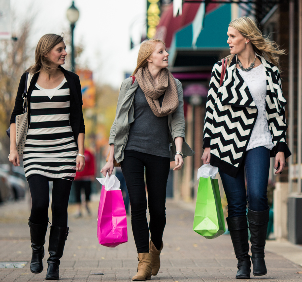 Hop Downtown for the Fall Shop Hop!