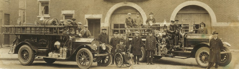 Cedar Falls Fire Rescue: 150 Years